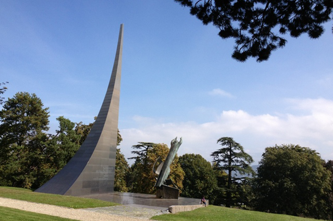 Monument to the Conquerors of Space